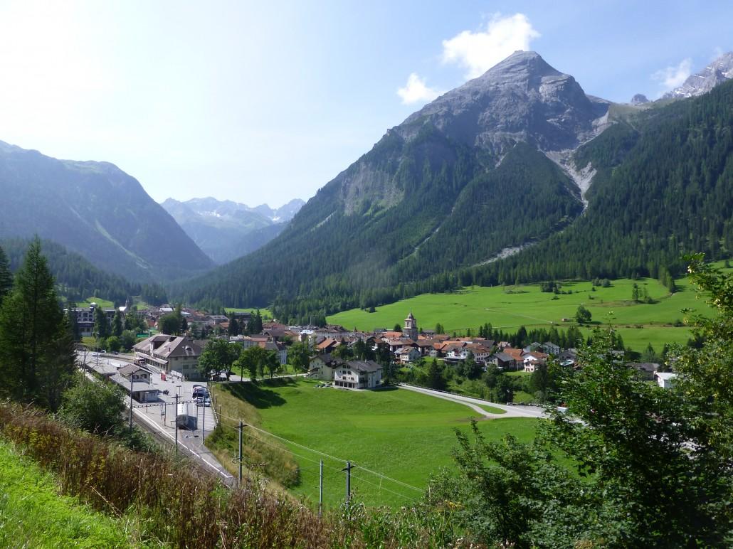 Bergrün